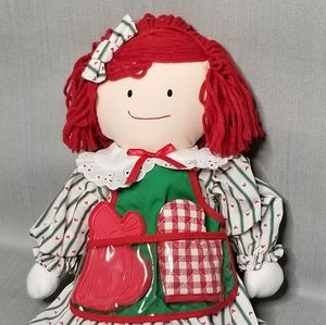 Eden Madeline Sweets n Treats Doll Christmas